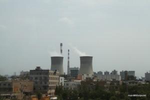 So eine großeStadt will auch ordentlich mit Strom versorgt werden!
