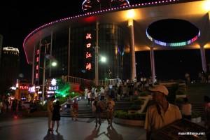 Abendstimmung am Yangtse